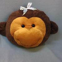 Подушку обезьян своими руками
